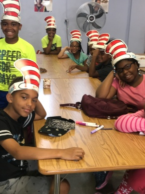 Our Dr. Seuss week!